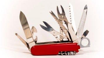 Couteau suisse du web