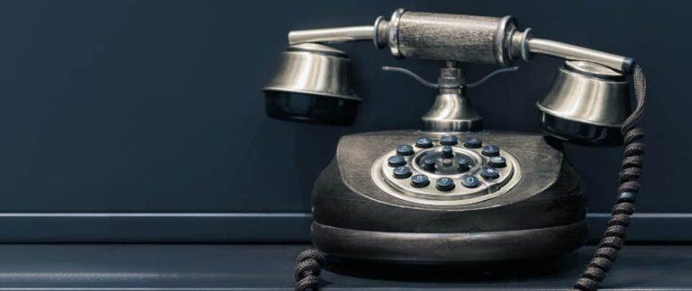Appel téléphonique vs un courriel