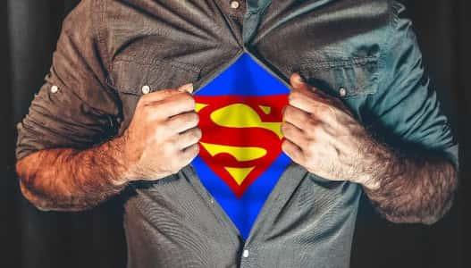 Varnish super man