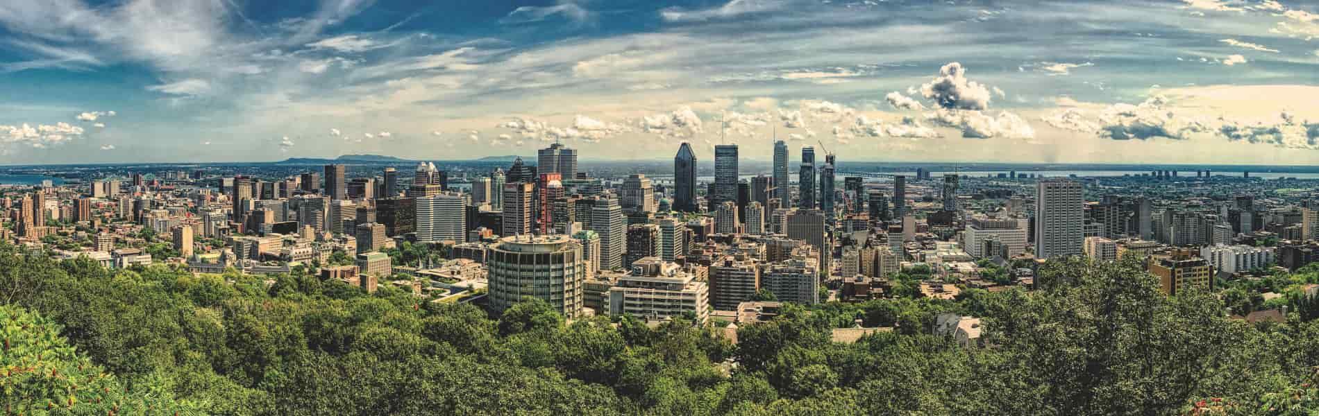 Panoramique Montréal | Matthias Mullie | Hébergement WordPress Montréal