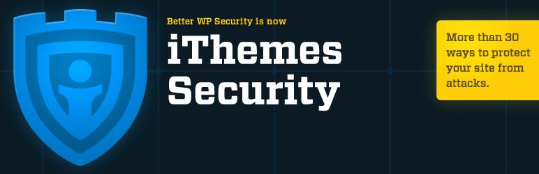 iTheme Security plugin | Website protection