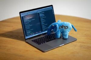 PHP blue elephant | Ben | WordPress and old PHP version